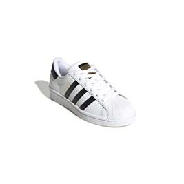 Tenis Adidas Superstar 50 Anos Feminino Branco/Preto