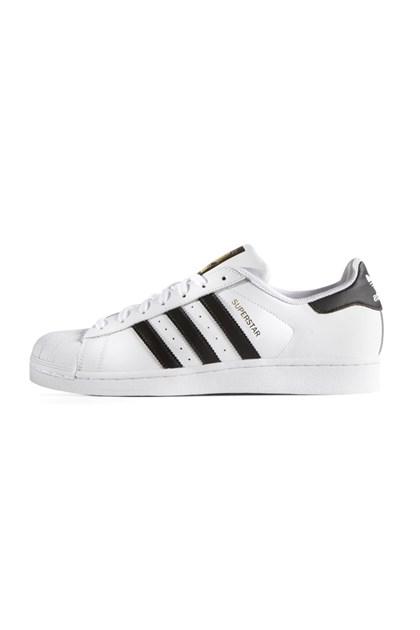 4891c96021 Tênis Adidas Superstar Foundation Branco Preto - NewSkull