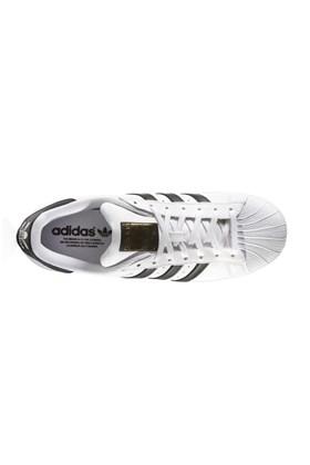 Tênis Adidas Superstar Foundation Branco/Preto