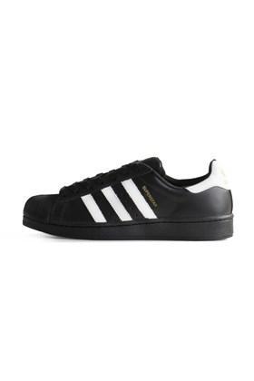 Tênis Adidas Superstar Foundation Preto/Branco
