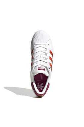 Tenis Adidas Superstar x Her Studio London Feminino Branco/Floral