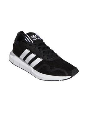 Tenis Adidas Swift Run X Preto/Branco