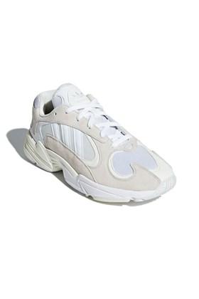 Tenis Adidas Yung 1 Branco/Branco