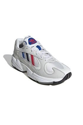 Tenis Adidas Yung 1 Branco/Cinza