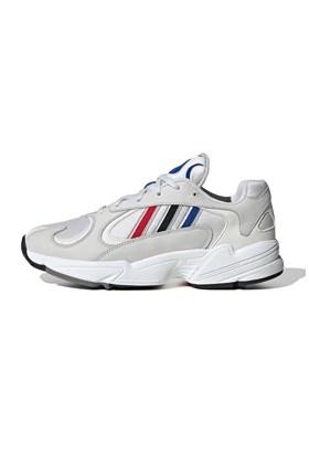 Tenis Adidas Yung 1 Branco/Cinza Branco/Cinza 38