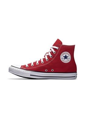 Tenis Converse Chuck Taylor All Star High Vermelho/Branco