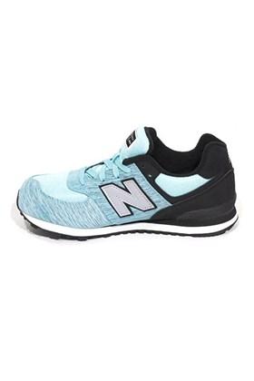 4e51dd6279 Tênis New Balance 574 Azul Feminino Tênis New Balance 574 Azul Feminino