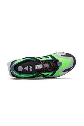 Tênis New Balance X Racer MSXRCTCC Preto/Cinza/Verde