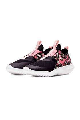 Tenis Nike Flex Runner Vintage Feminino Preto/Floral