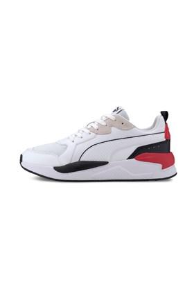 Tenis PUMA X-Ray Game BDP Branco/Vermelho