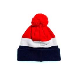 Touca Gorro Fila Kato Vermelha/Branca/Azul