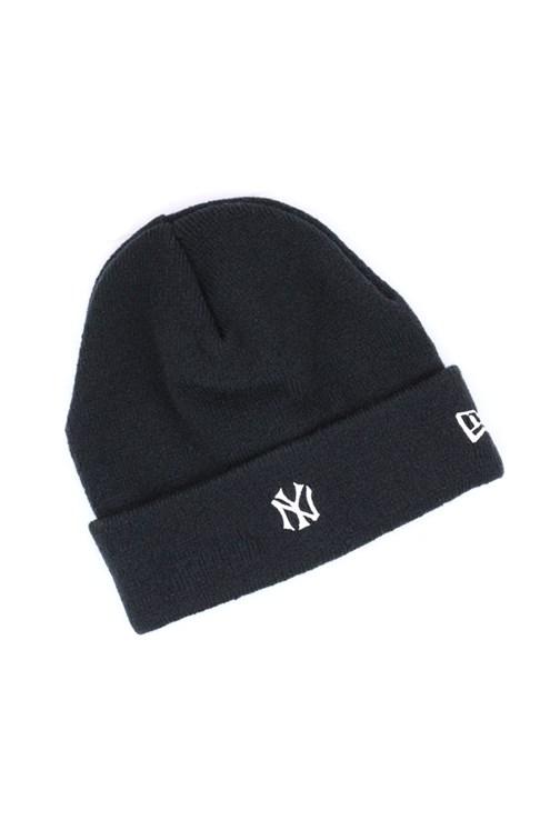 Touca Gorro NEW ERA New York Yankees Preta