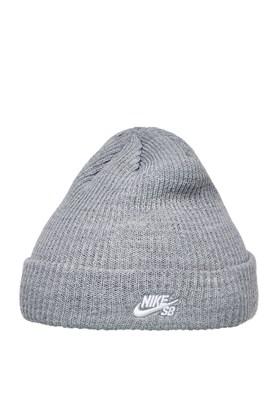 Touca Gorro Nike SB Fisherman Beanie Cinza
