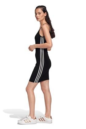 Vestido Adidas Spaghetti Strap Preto